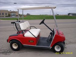 1999 Club Car electric