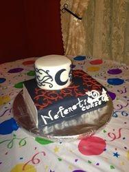 Neferet's Curse Cake