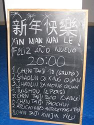 El menu de hoy