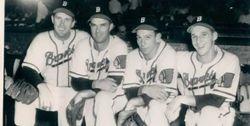 Bill Vioselle -Boston Braves