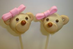 bears with bows $5 each
