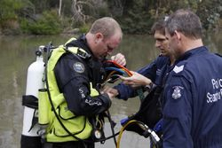 Police Divers 6