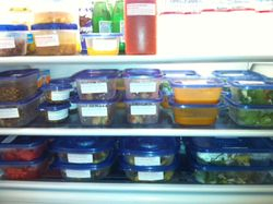 Full Fridge!