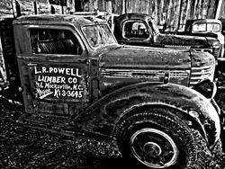 LUMBER CO. B&W