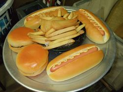 Hot Dogs and Burgers