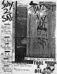 1983-07-02 Tool and Die,  San Francisco,  CA