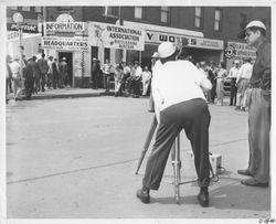 1949 Okeene Rattlesnake Hunt