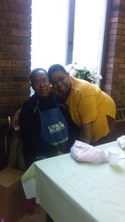 Mommy and Me.... Learning and Leading