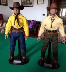 Tex and Kit by Stefano