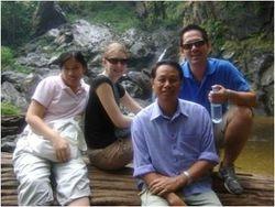 fieldwork in Thailand