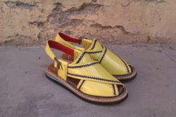 Thaqafah Peshawari sandal