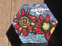 mosaic paver 1 of 6