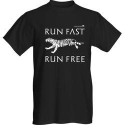 RUN FAST RUN FREE (tiger)