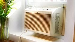 Window type AC unit