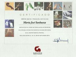 Certificado FPC