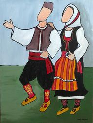 Macedonina Folklore