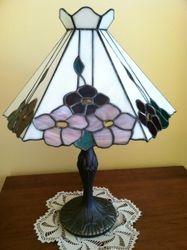 Bedroom Flower Lamp