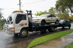 Toyota Car Removal