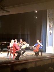 Borodin strijkkwartet in D
