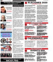 2 1 La Pagina Social / The Society Page en Espanol