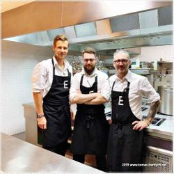 Show cooking with Tomas Berdych and Pavel Bycek