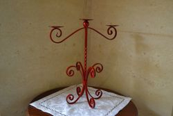 Red Candlestick