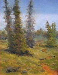 Crag Crest Trail Pines