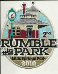 Rumble in the Park