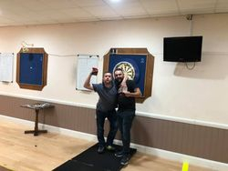 Division 1 Most 180's