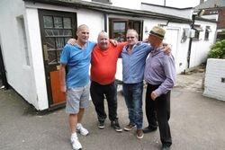 Johnny Kidd, Ricky Knight, Mal Sanders & David Franklin