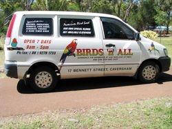 The Bird Mobile