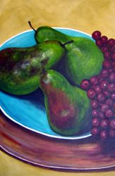 """""""Pears and Grapes"""""""