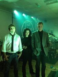Paul, Dara and Dave