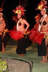 Luau - Hula dance