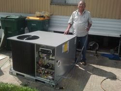 ducane furnace and ac package unit