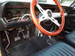 Dash and Wiring