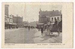 High Street Christchurch
