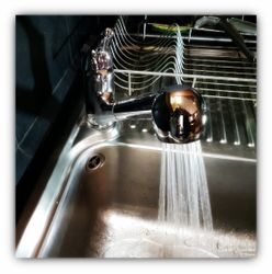 Blanco-High-Efficiency Kitchen Faucet, Pull-Out Spray installation