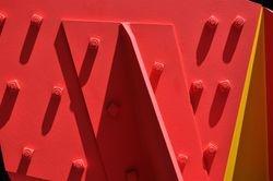 Calder Sculpture Detail 1, SF-MOMA