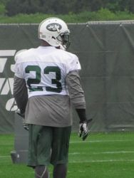 New York Jets' Running Back, Shonn Greene