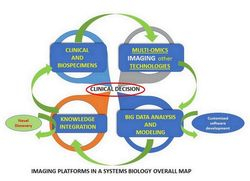 "Where does ""Imaging fit in the Systems View of Pharmacology?"