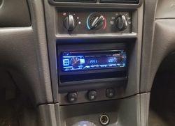 2002 Mustang GT Alpine CD/USB receiver