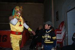 Cholita wrestling, El Alto, Bolivia 24