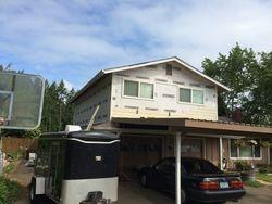 New house wrap (vapor barrier) applied