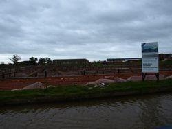 Site of Church Minshull Aqueduct Marine,