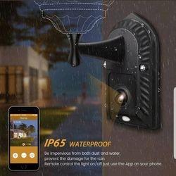 Garden Waterproof Camera Light