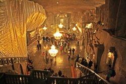 Salt mine - grand cavern
