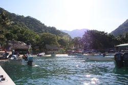 Boca de Tomatlan - harbour