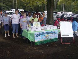 FAOGA Families at the CMHA Event