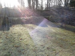 12/12/2012 at Bury Abbey